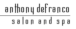 Anthony DeFranco Salon & Spa Logo