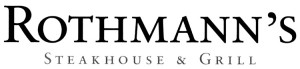 157 Rothmanns Steak House Logo