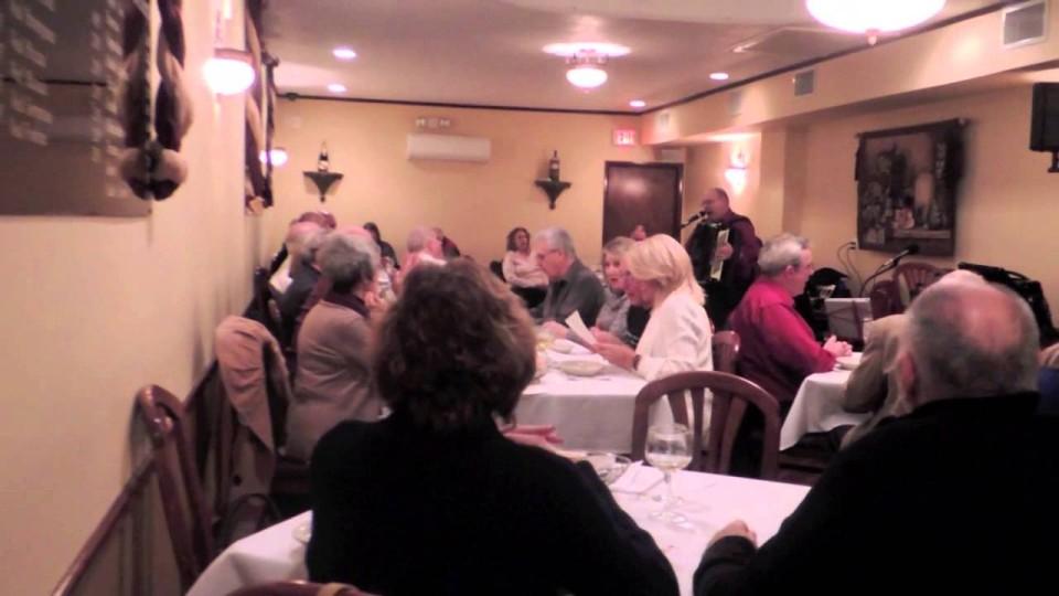 La Villini Restaurant – Accordions