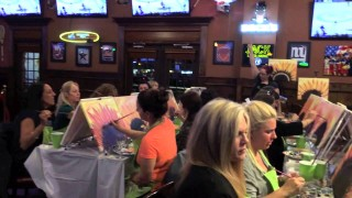 Main Event Paint Night