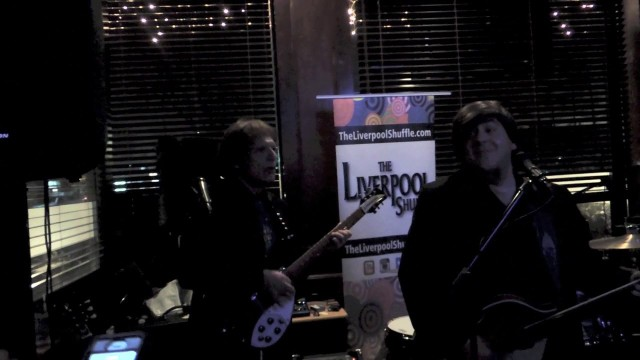 Black & Blue Seafood Chophouse presents The Liverpool Shuffle