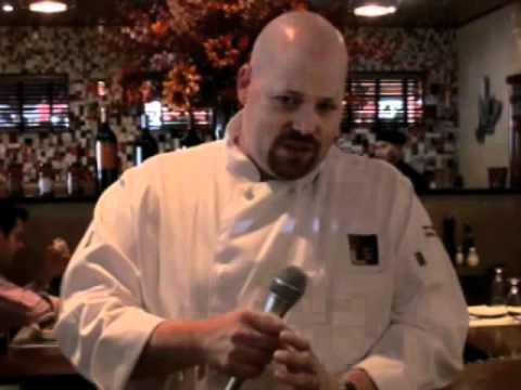 Chef Chris at Emilios